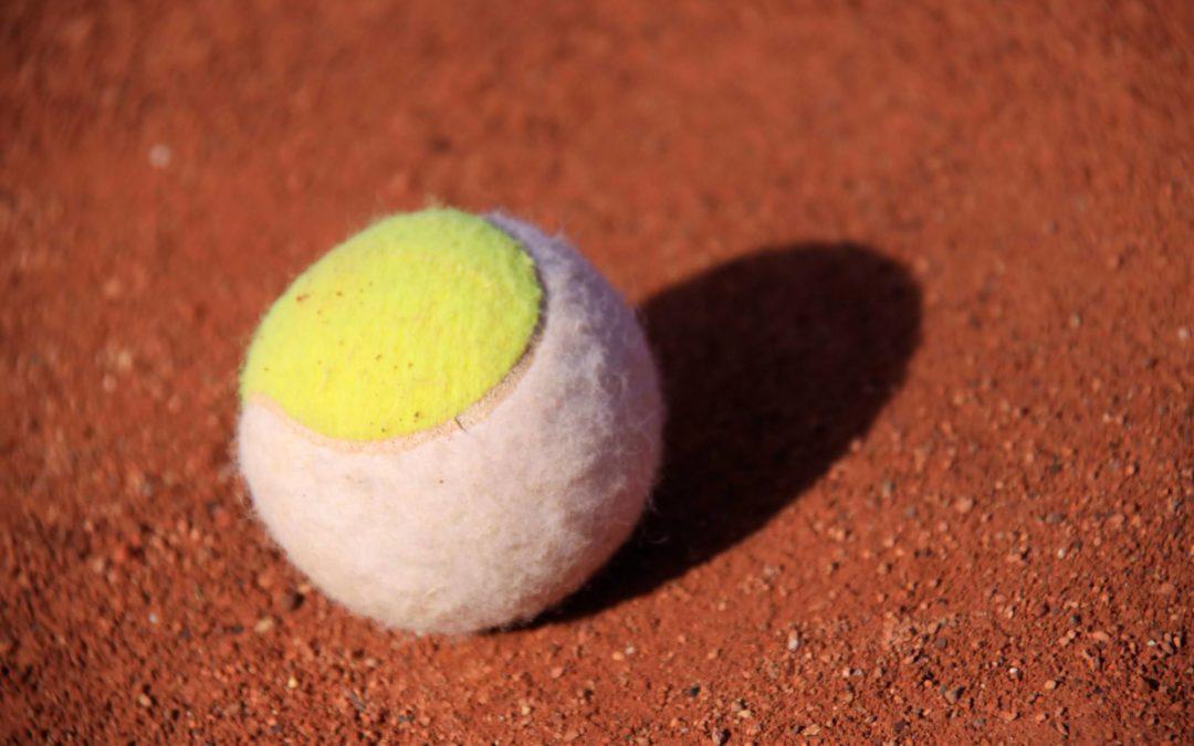 Schrijf je in voor tennislessen!