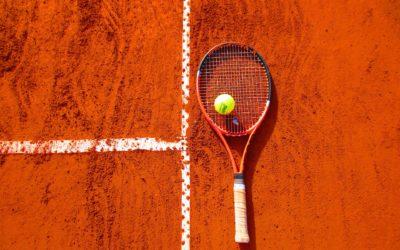 Schrijf je nog snel in voor tennisles!